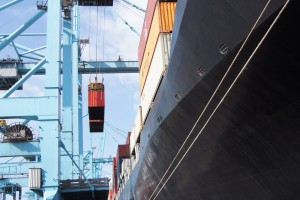 container op terminal