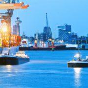 Embassy Freight Rotterdam port of Rotterdam