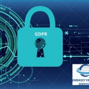 Embassy Freight Services GDPR