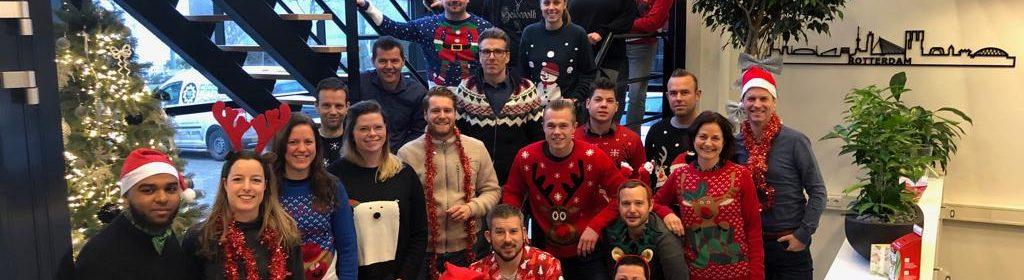 EFR Kerstfoto 2018